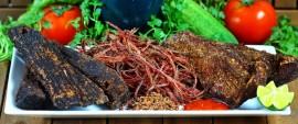 Đặc sản Sapa – Thịt gừng Nùng Dín