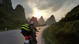 Du lịch bụi Sapa bằng xe máy