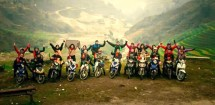 Kinh nghiệm khi đi du lịch bụi Sapa bằng xe máy