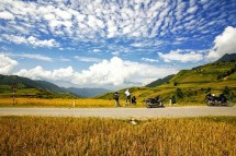 Kinh nghiệm khi đi du lịch bụi Sapa bằng xe máy vào dịp tết