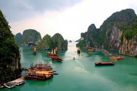 Tour Du Lịch Đà Nẵng - Hà Nội - Hạ Long - Sapa 5 Ngày 4 Đêm