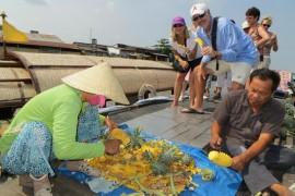 Tour Đà Nẵng - Sài Gòn - Chợ Nổi Cần Thơ – Củ Chi 4 Ngày 3 Đêm