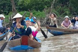 Tour Du Lịch Hà Nội – Sài Gòn – Phan Thiết - Miền Tây - Củ Chi 5 Ngày 4 Đêm