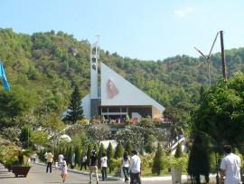 Lễ nhà thờ Bãi Dâu Vũng Tàu
