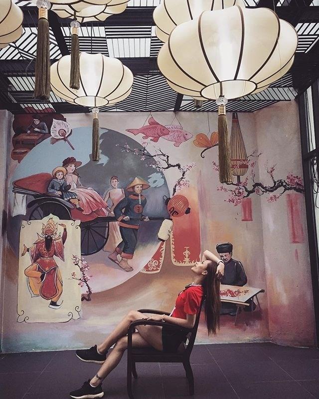 """Giới trẻ check-in khu sống ảo mới toanh tại """"Chinatown phiên bản Sài Gòn"""""""