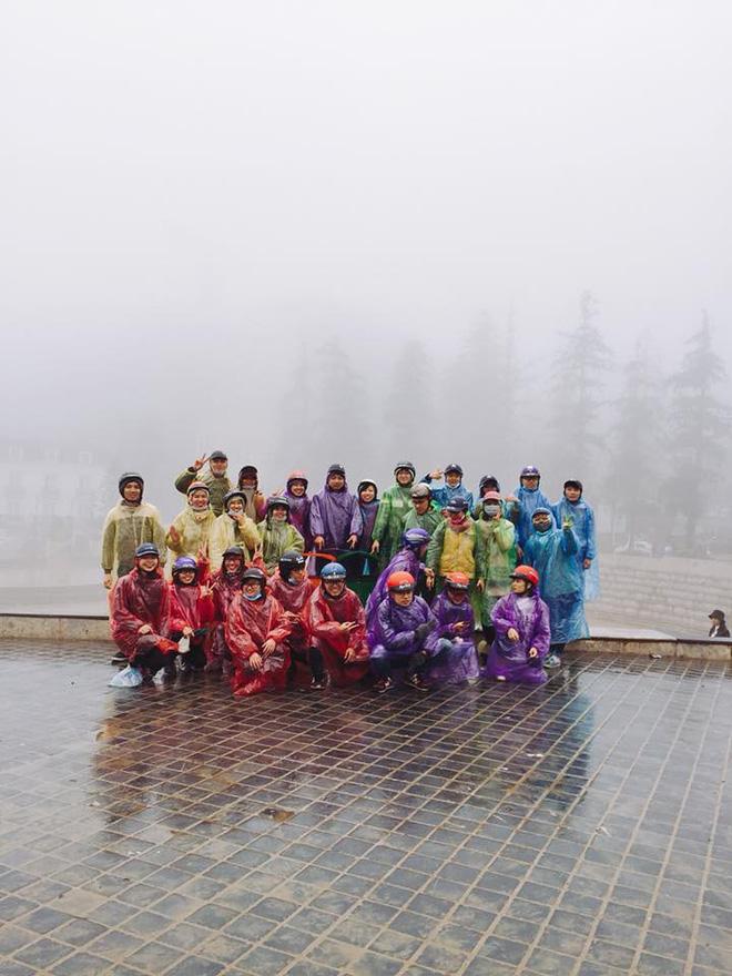 Description: Những hình ảnh băng giá ở vùng núi phía Bắc được giới trẻ tích cực săn lùng - Ảnh 9.