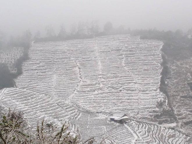 Description: Những hình ảnh băng giá ở vùng núi phía Bắc được giới trẻ tích cực săn lùng - Ảnh 6.