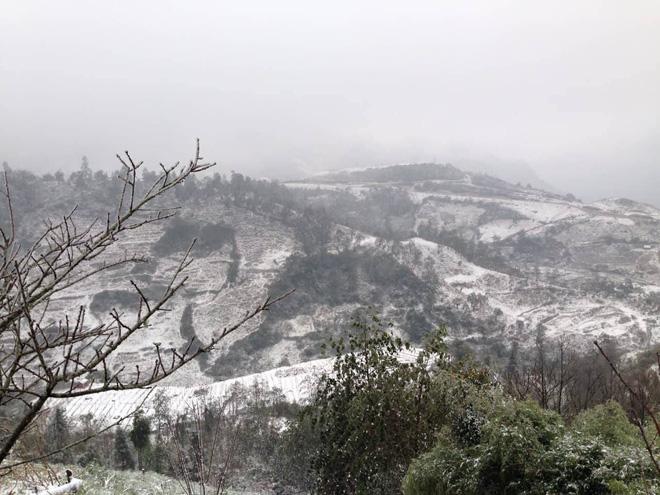 Description: Những hình ảnh băng giá ở vùng núi phía Bắc được giới trẻ tích cực săn lùng - Ảnh 7.