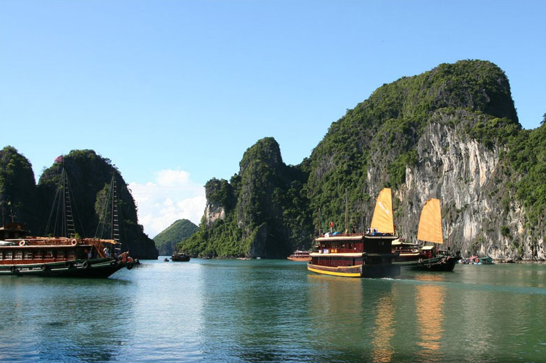 Tour du lich ha long 3 ngay