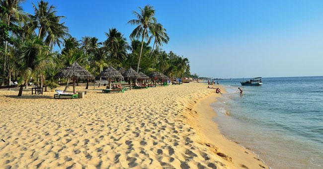 Phú Quốc điểm đến lý tưởng dịp Tết dương lịch 2016 với nhiều bãi biển hoang sơ xinh đẹp