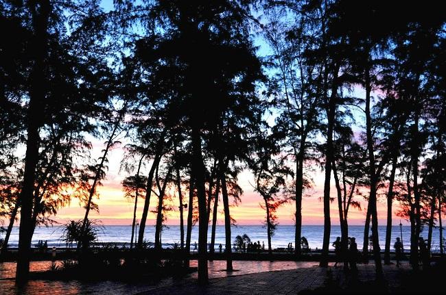 Ho Chi Minh Beach