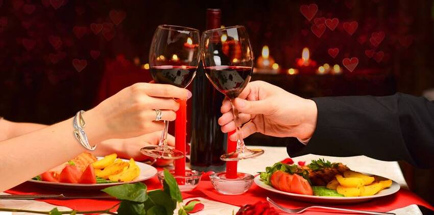 Valentine 14/2 nen dan ban gai di dau cho lang man