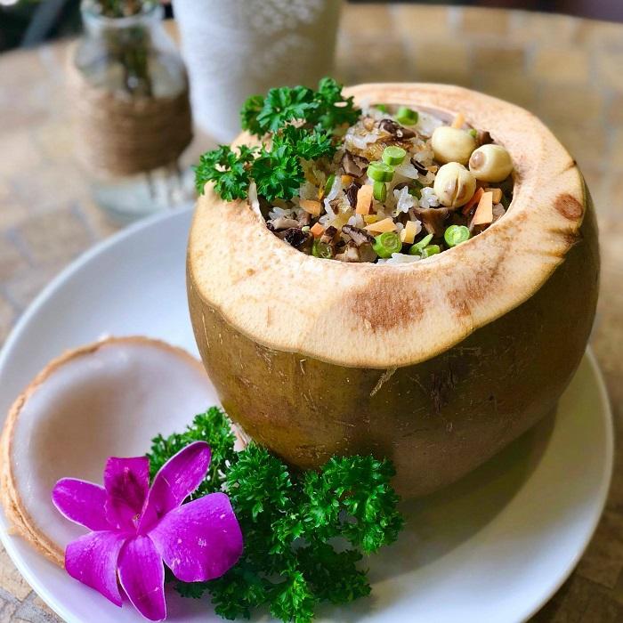 Kết quả hình ảnh cho cơm dừa bến tre