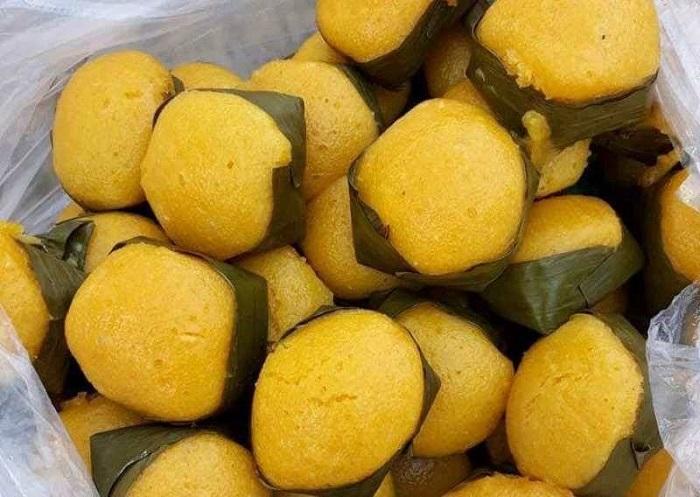 Bánh thốt nốt- món bánh đặc sản Rạch Giá