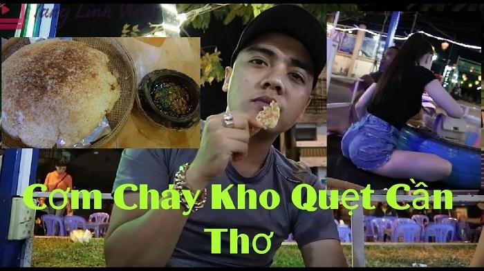 com chay kho quet can tho