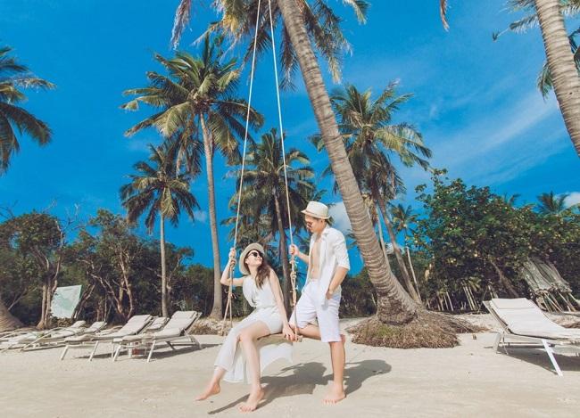 Phú Quốc, điểm du lịch lý tưởng của các cặp đôi.