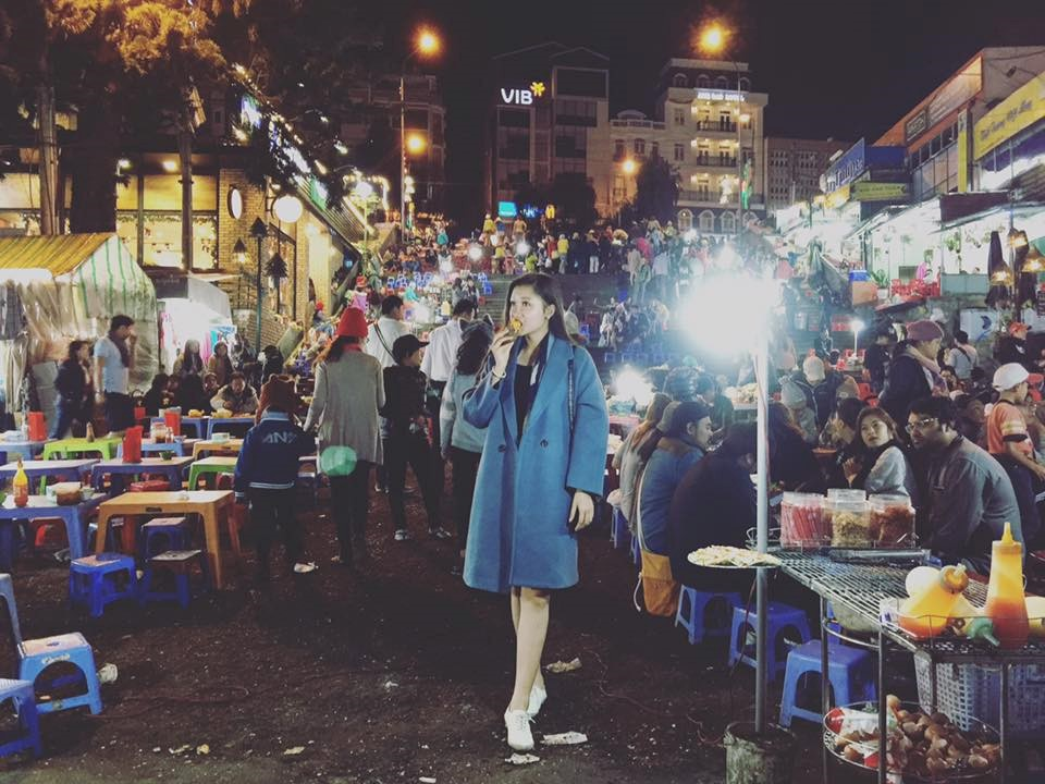 Địa chỉ chợ đêm Đà Lạt nằm ở đâu | Viet Fun Travel