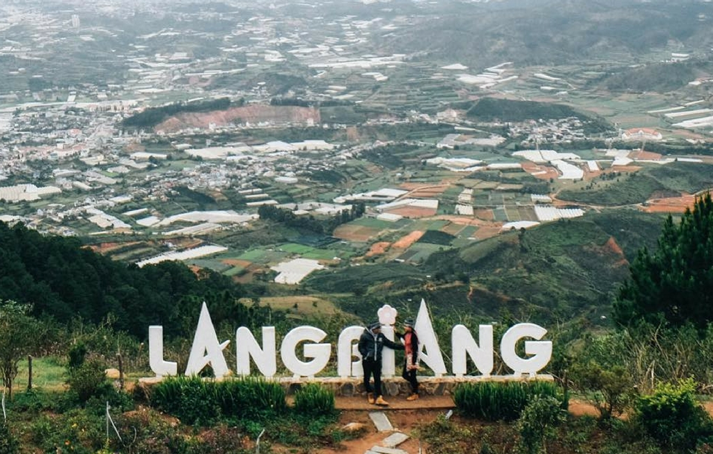 Image result for langbiang