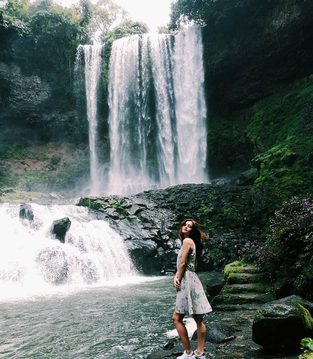 Địa chỉ thác dambri nằm ở đâu   Viet Fun Travel