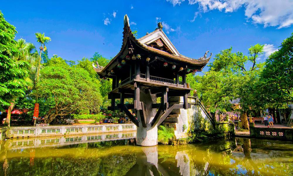 Quang truong ba dinh ha noi