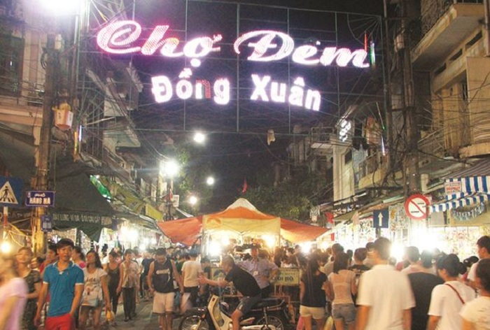 Tất tần tật những kinh nghiệm đi chợ đêm Đồng Xuân | Viet Fun Travel