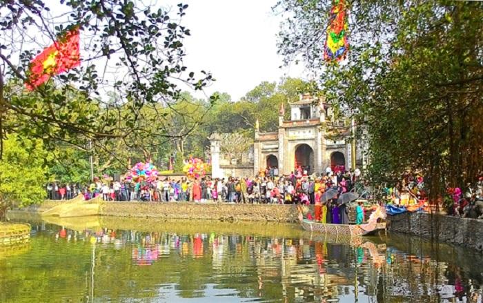 Tưng bừng Lễ hội Cổ Loa ở Hà Nội