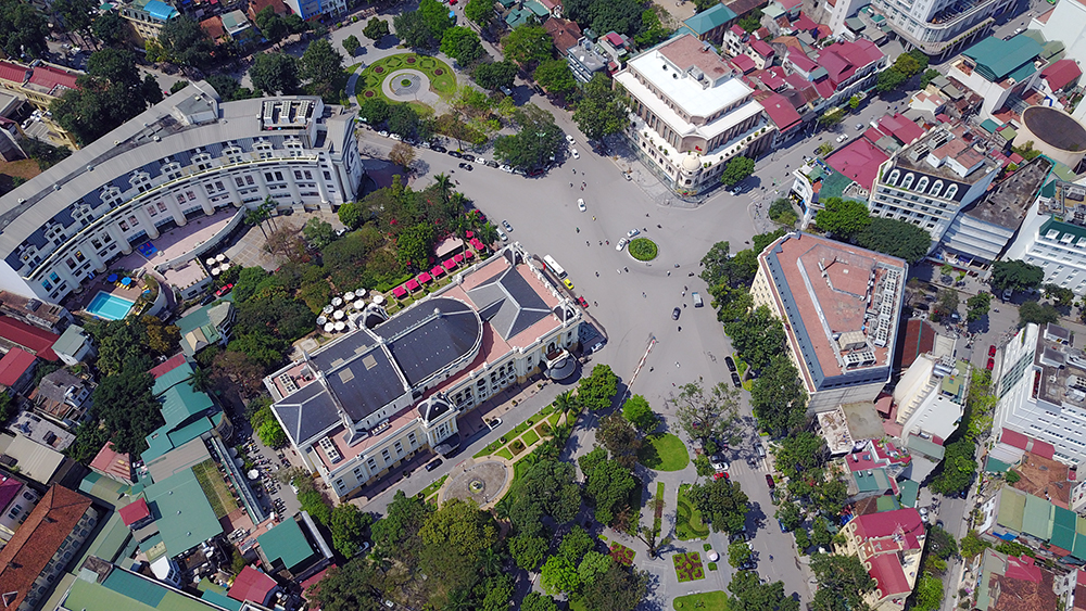 Hình ảnh Nhà hát Lớn Hà Nội