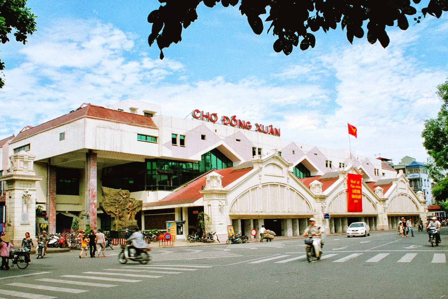 choi gi o Pho co Ha Noi