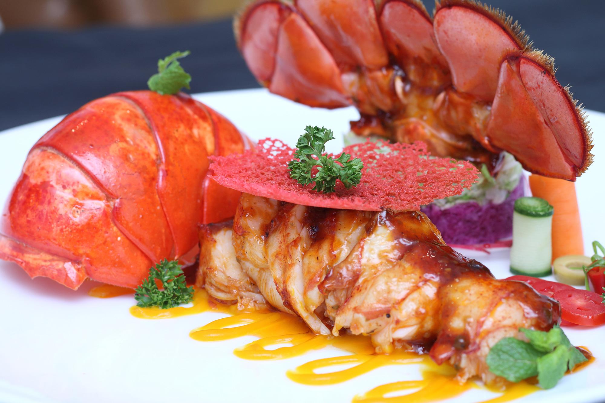Kết quả hình ảnh cho hình các quán ăn hải sản ngon