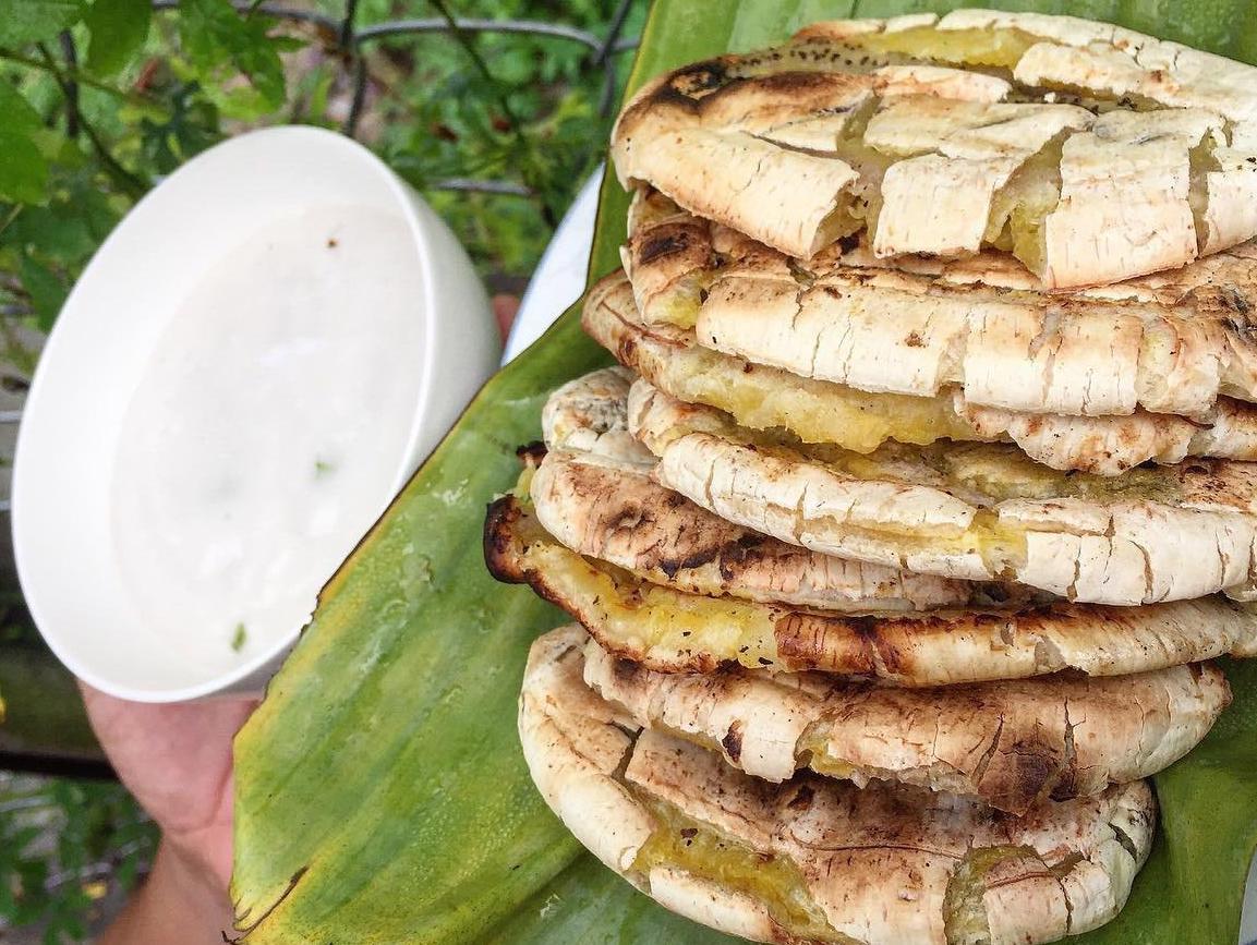 """Chuối đập Bến Tre - món ăn gây nghiện của """"xứ dừa"""""""