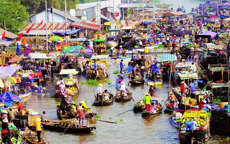 Từ Sài Gòn đi Cần Thơ mất bao lâu?