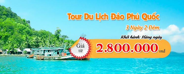 Tour Du Lịch Đảo Phú Quốc 3 Ngày 2 Đêm