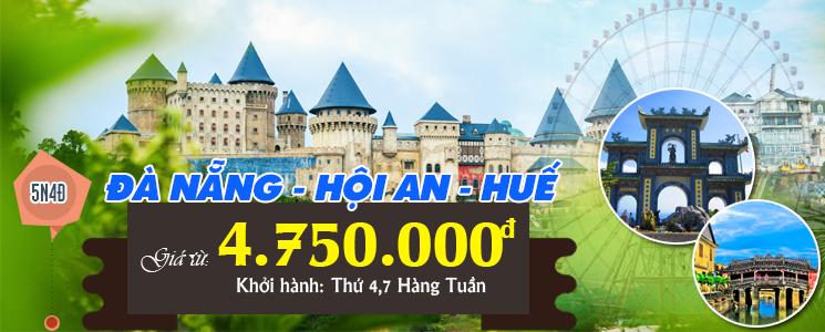 Tour Đà Nẵng - Sơn Trà -  5N4Đ