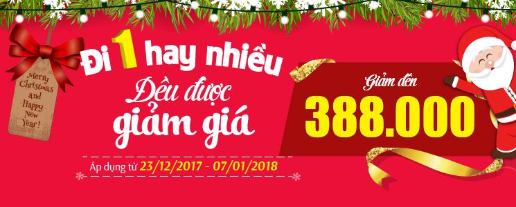 Tour Noel - Tết Dương lịch - Âm lịch 2018