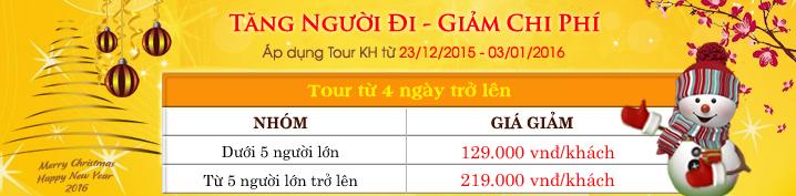Tour Du Lịch 2015