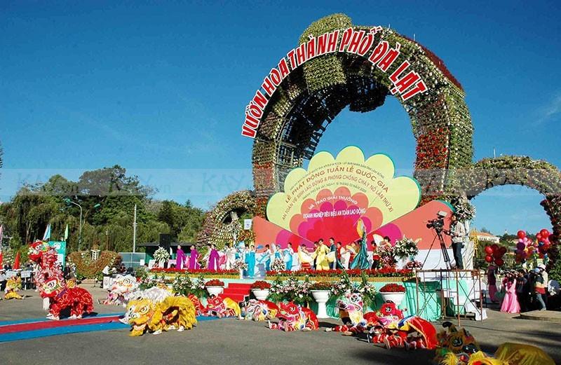 le hoi festival hoa da lat moi nhat