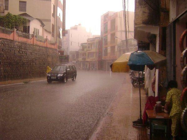 Đà Lạt lãng mạn vào mùa mưa