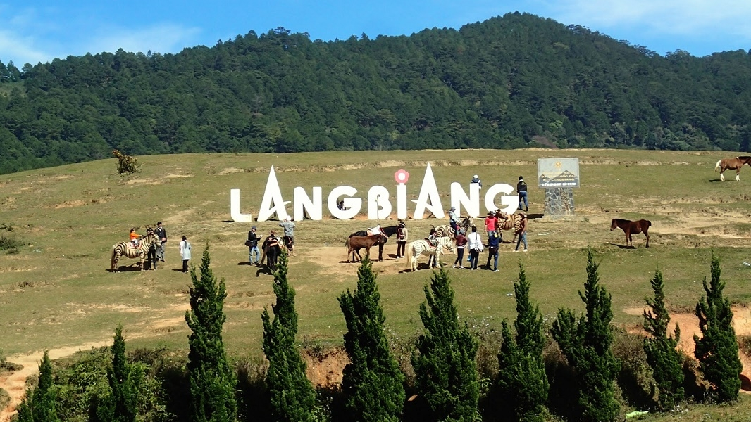 LangBiang – điểm đến ấn tượng ở Đà Lạt gắn liền với những câu chuyện huyền thoại