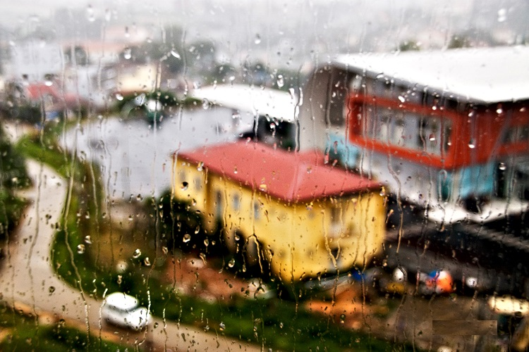 Đà Lạt trong những ngày mưa khá lãng mạn