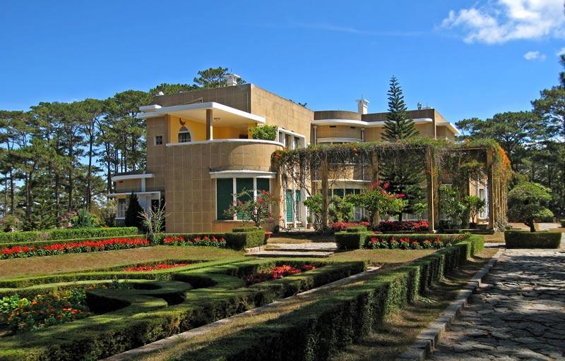 Dinh Bảo Đại – Một điểm tham quan nổi bật ở Đà Lạt