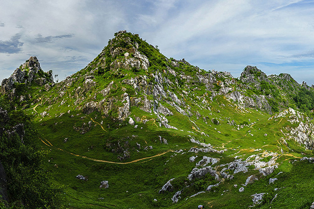 Description: Image result for núi trầm chương mỹ hà nội