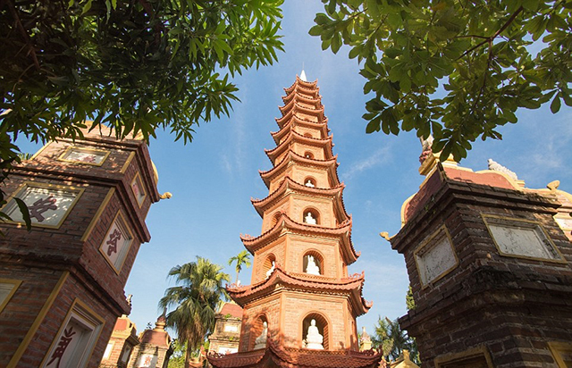 Description: Image result for chùa trấn quốc đạt danh hiệu