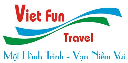 Logo Công ty Du Lịch Việt Vui - Viet Fun Travel
