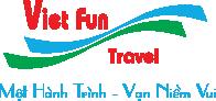 Logo Du Lịch Việt Vui - Viet Fun Travel