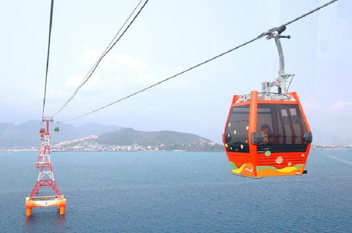 Du l ch nha trang viet fun travel viet fun travel for Riverwalk cabine prati di dan va