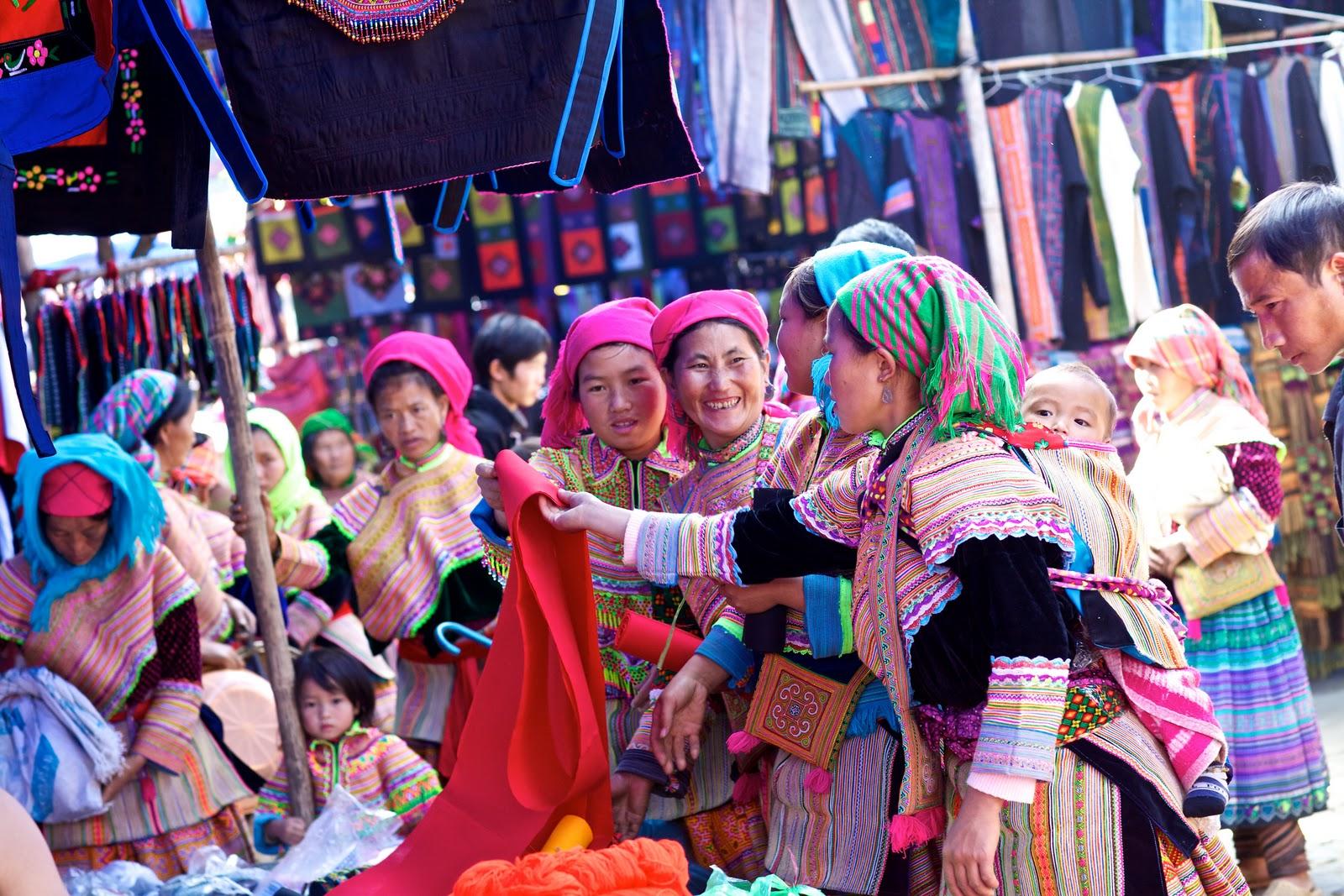 Chợ phiên Bắc Hà, Chợ phiên Bắc Hà – Nơi lưu giữ văn hóa của các dân tộc vùng cao Tây Bắc
