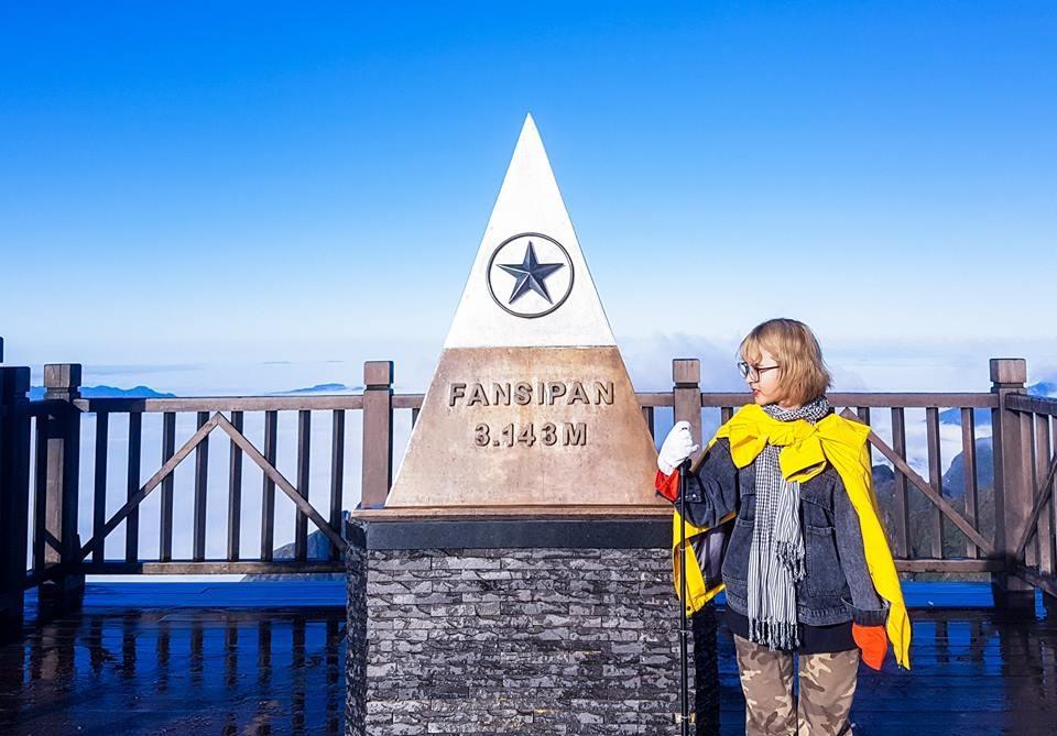 Kết quả hình ảnh cho đỉnh Fansipan