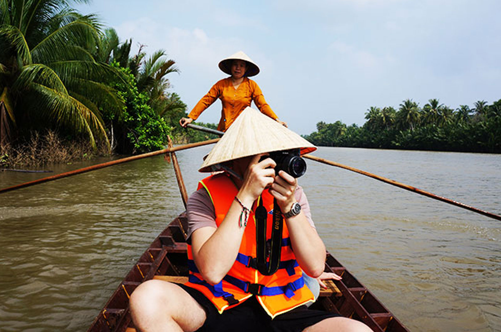 фотографии туристов во вьетнаме меню