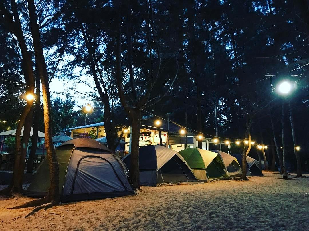 Chia sẻ giá phòng Zenna Pool Camp